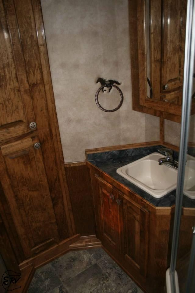 Trailer Bathrooms 12 best lq bathrooms images on pinterest
