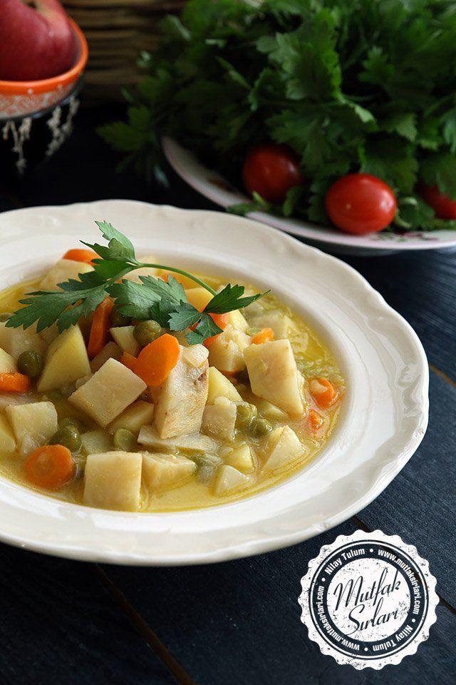 Portakallı Kereviz Yemeği Tarifi | Mutfak Sırları