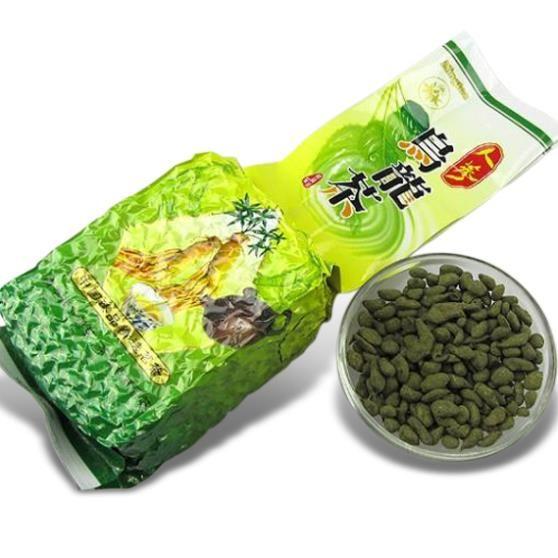 250 г Известный Здравоохранение Чай Тайвань Дун дин женьшень улун Женьшень Улун Женьшень Улун женьшень чай 250 г