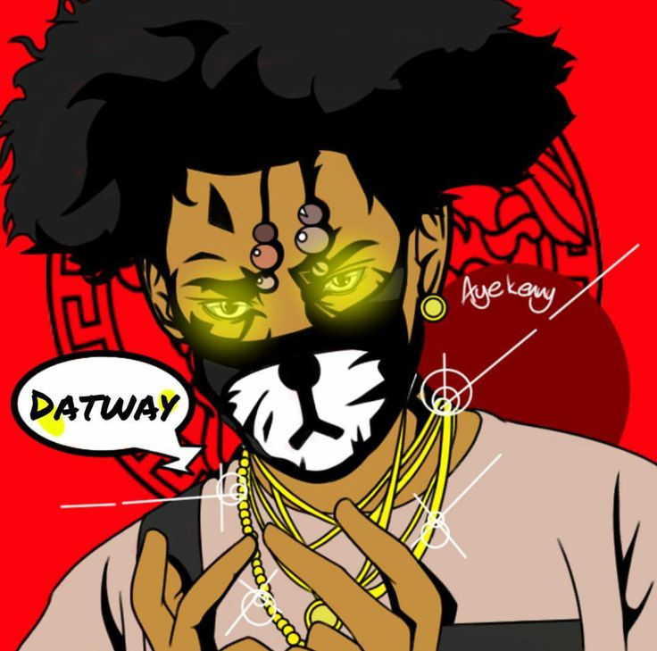 Best 25 ayo and teo ideas on pinterest ayo and teo mask - 6ix9ine cartoon wallpaper ...