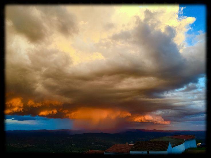 Tormenta Valle de Matamoros