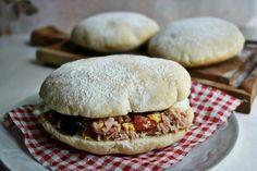 Pain faluche ( pour pan Bagnat et autres sandwichs ) | Miam Chouchie