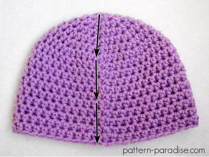 half treble crochet instructions