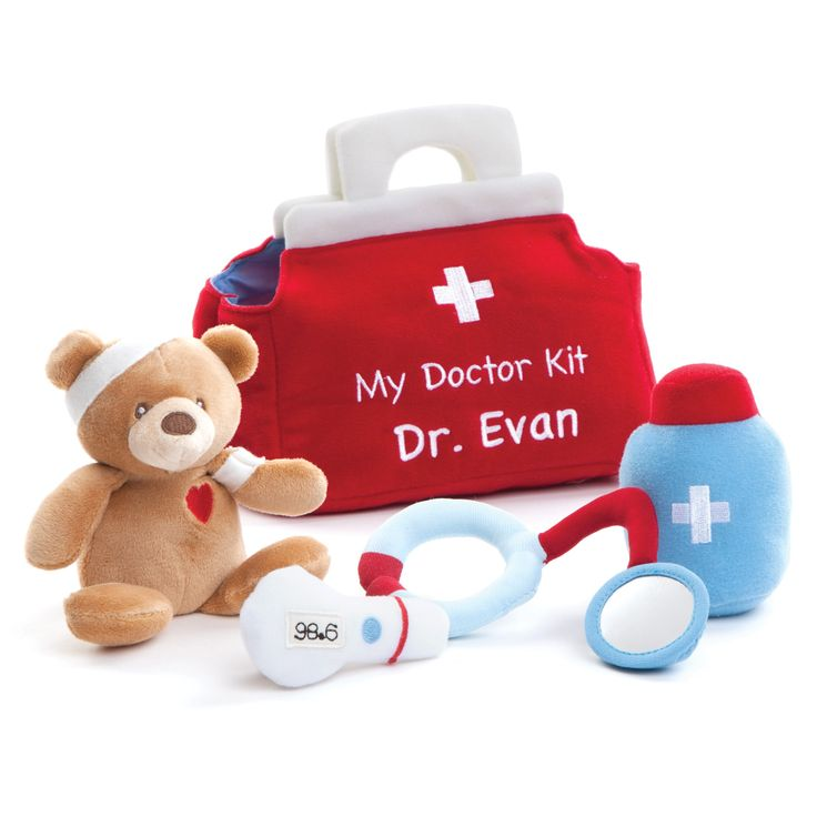 20 best profession gifts images on pinterest doctor gifts introduce your little one with this fun personalized doctors kit activity set negle Choice Image