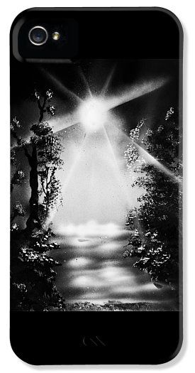 Awakening Dream IPhone 5 / 5s Case Printed with Fine Art spray painting image Awakening Dream by Nandor Molnar (When you visit the Shop, change the orientation, background color and image size as you wish)