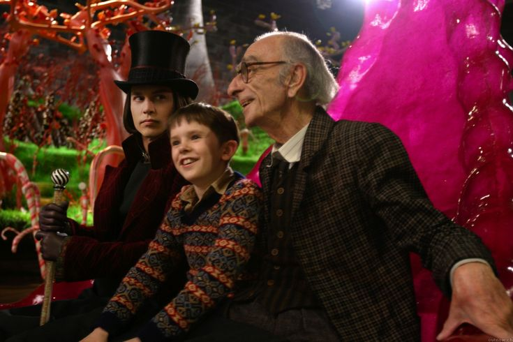 Charlie And The Chocolate Factory Images Icons Wallpapers And Photos On Fanpop Freddie Highmore Johnny Depp Fabbrica Di Cioccolato