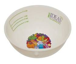 Control Plate Portion Weight Loss | These portion controlled plates and bowls are a recommended must have ...