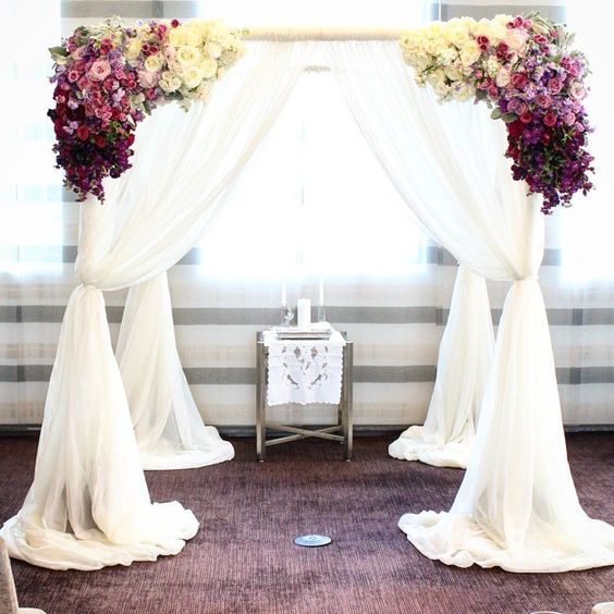 Wedding Altar Ideas Indoors