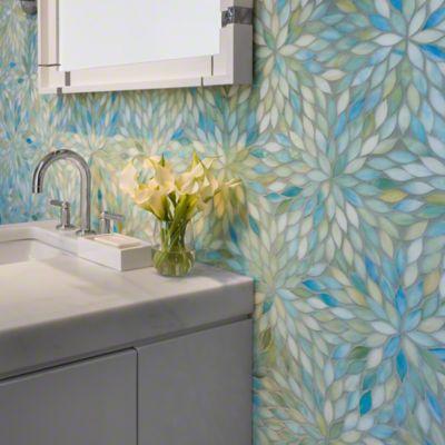 Beau Monde Glass Tile