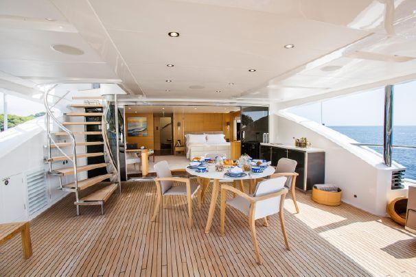 Dine aboard the 2016 Princess American Edition 30 M Class.