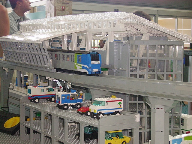 Lego Canada Line #10 | Flickr - Photo Sharing!