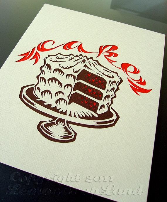Chocolate Love Layer Cake