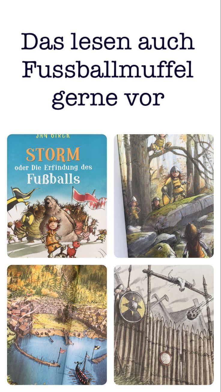 Storm Oder Die Erfindung Des Fussballs Kinderbucher Bucher Fur Kinder Bilderbuch