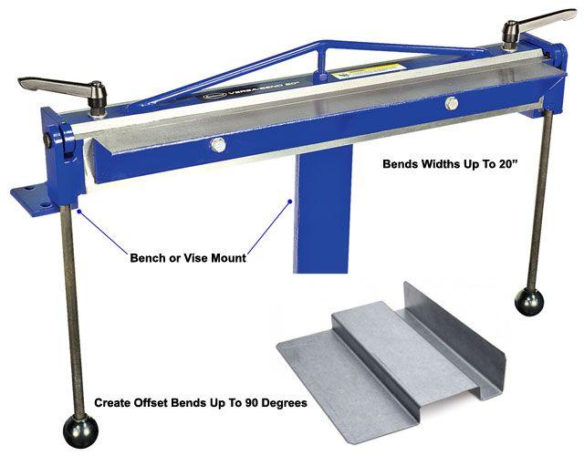 Sheet Metal Brake Eastwood Versa Bend Sheet Metal Brake Eastwood Sheet Metal Brake Sheet Metal Metal Working Tools