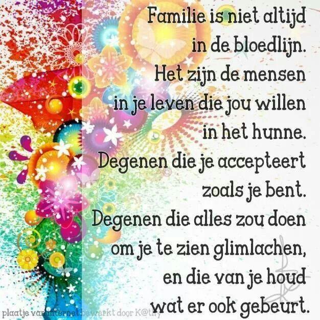 Familie......