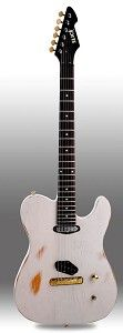 SOLD OUT!!! Slick SL50 Aged White Dual Telecaster PIckups