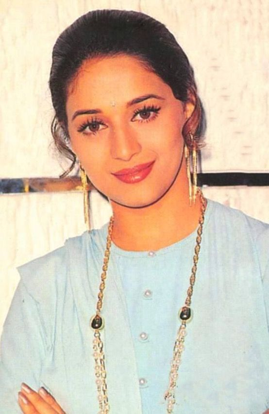 Madhuri Dixit young
