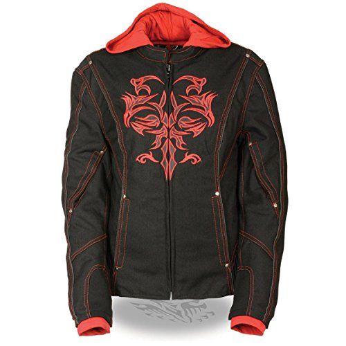 Xelement Textile Womens Motorcycle Jacket