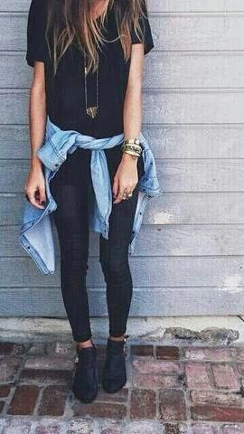 fall outfit inspiration to copy right now Here are some of the best fall outfit …