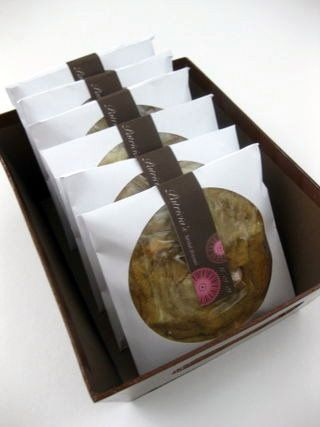 Gift Packaging Ideas: CD Envelope Cookie Wrapping