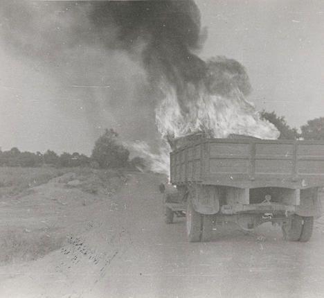 Gerda Taro, Battle of Brunete, July 1937