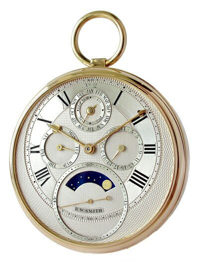 Roger W. Smith  Watch and Chronometer Maker