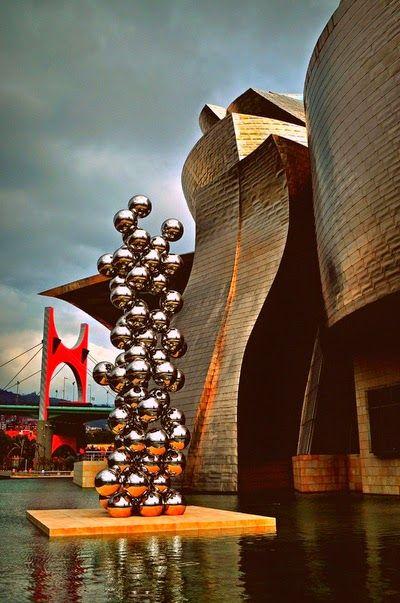 Museo #Guggenheim #Bilbao