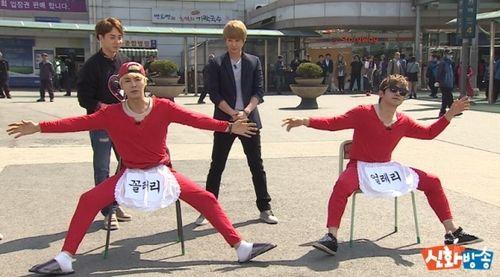 Shinhwa Broadcast Ep 54