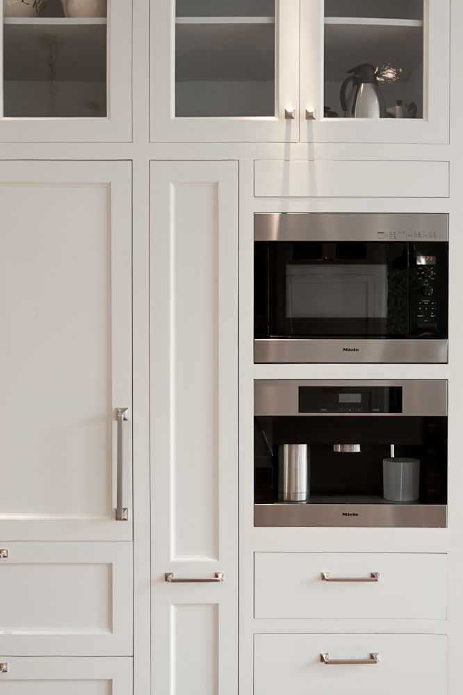 1000 ideas about miele kitchen on pinterest stools for Built in kitchen cabinets