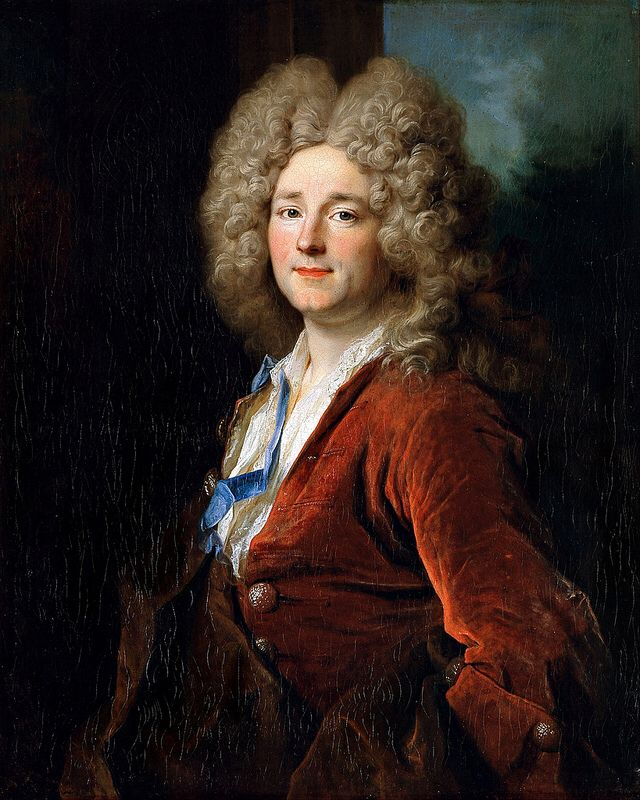 portrait by Nicolas Largillière