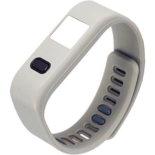 NAXA Lifeforce+ Fitness Watch For Iphone and Android Fitness Tracker for N/A, Gray   Looking for your new fitness coach? Look no more. The Naxa LifeForce+ Fitness Watch for iPhone and Android helps you meet your fitness goals. It measures a