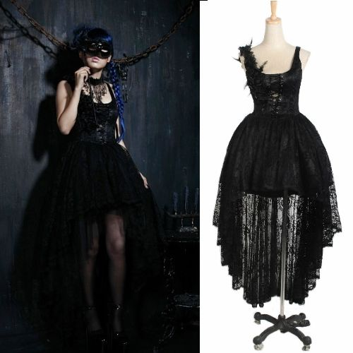 black victorian style dresses - photo #37