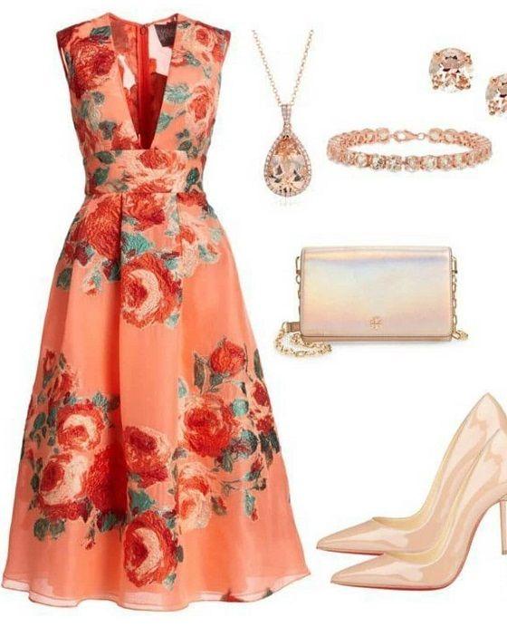 Ideas de outfits. Prenda clave – vestido