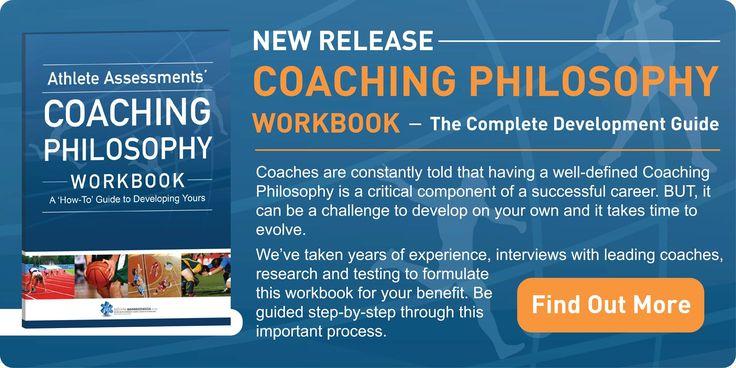 Coaching Philosophy Workbook