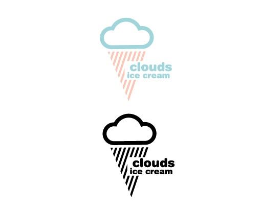 Clouds by Funda Akman, via Behance