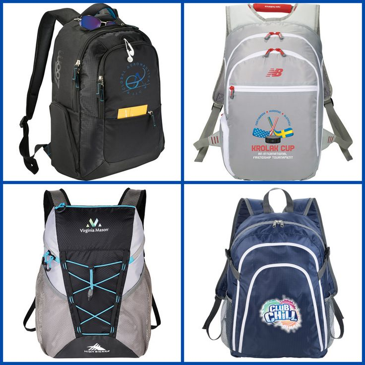Promotional Lightweight Backpacks from HotRef.com