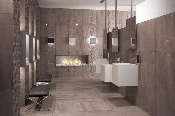 47 best commercial restrooms locker rooms images on for Outer space urban design