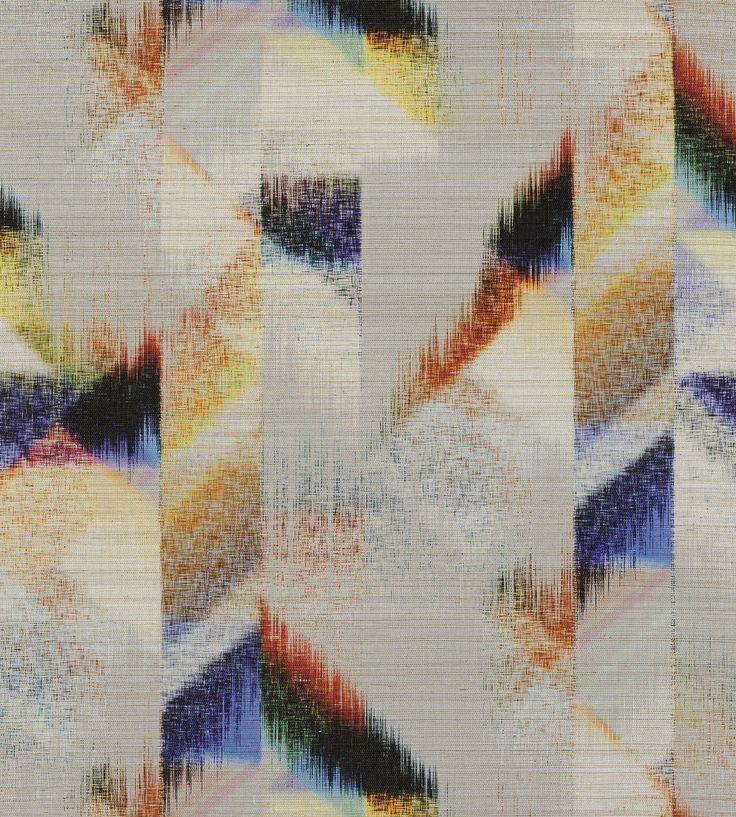 70s Interior Design Revival   Archibald Wallpaper by Casamance   Jane Clayton