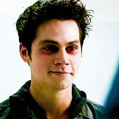 Void Stiles at the hospital (loved the humor thrown in here before it all goes down) - S3b finale -Tumblr