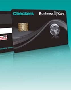 Business Card - treat your guests with up to 2.5% off all purchases, 30 days to pay, no interest, no admin fees.