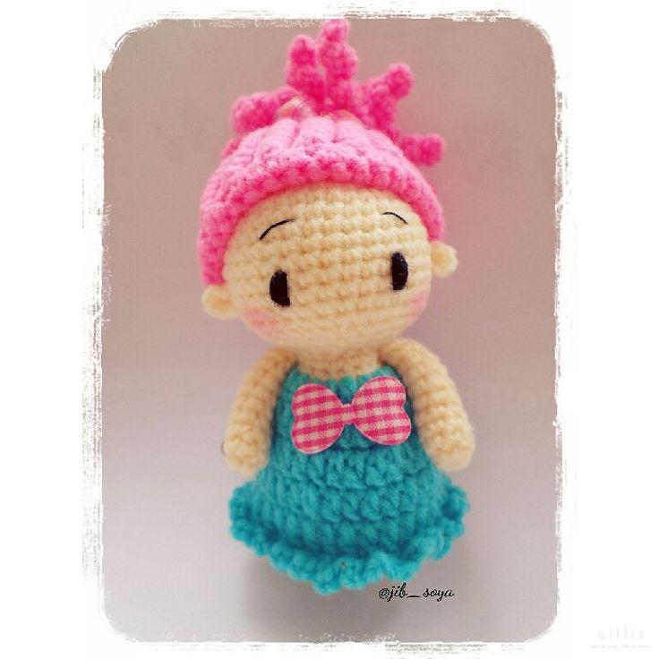 Amigurumi Small Doll : 1000+ images about Amigurumi dolls -small on Pinterest ...