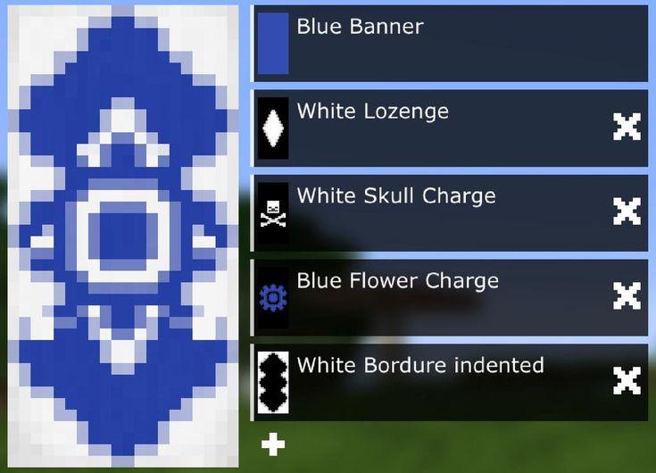 Cool Banner Designs Minecraft 1 15 in 2020 | Best banner ...