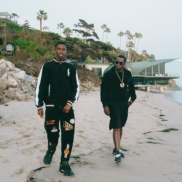 GALLERY: SEAN COMBS ENJOYS A FUN WEEKEND WITH HIS KIDS