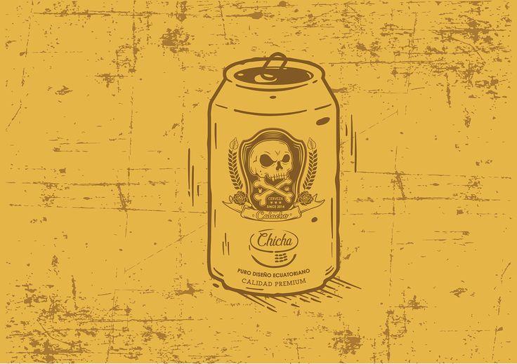 Creación del Diseño para la Cerveza Artesanal Calacho