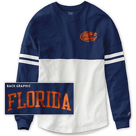 Product: University of Florida Gators Women's Ra Ra Long Sleeve T-Shirt