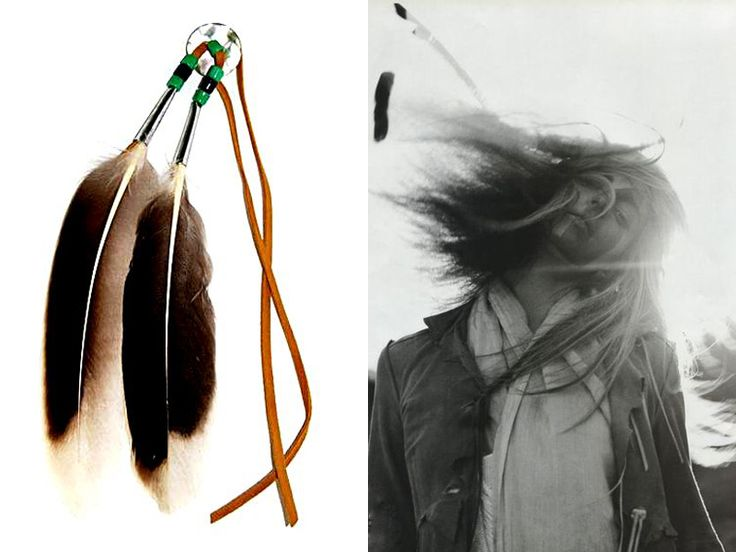 Feathers, Birds of a feather and Hair ties on Pinterest
