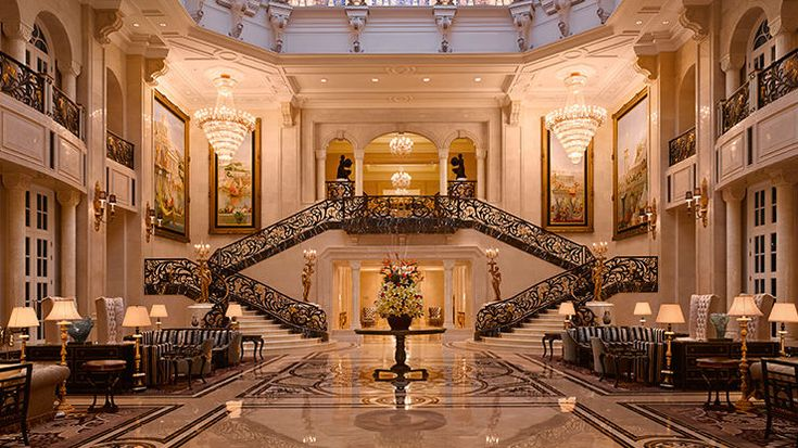 Top Interior Design Companies Hirsch Bedner Associates Best Interior Designers Castles Interior Hotel Interior Design Best Interior Design
