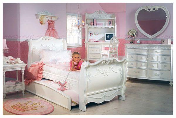 Princess Bedroom Set, Disney Princess Bedroom Furniture Sets