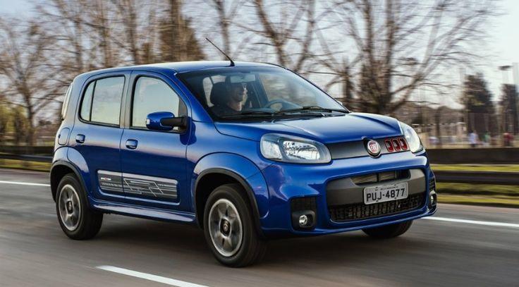 El nuevo Fiat Uno llega a los mercados del Mercosur - http://www.actualidadmotor.com/nuevo-fiat-uno/
