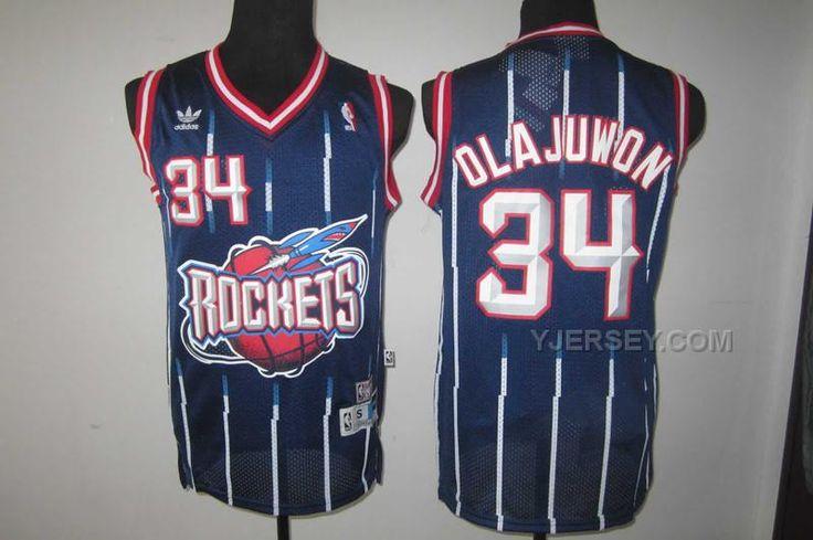 http://www.yjersey.com/nba-houston-rockets-34-olajuwon-blue-white-stripe-jerseys.html NBA HOUSTON ROCKETS 34 OLAJUWON BLUE WHITE STRIPE JERSEYS Only 34.00€ , Free Shipping!